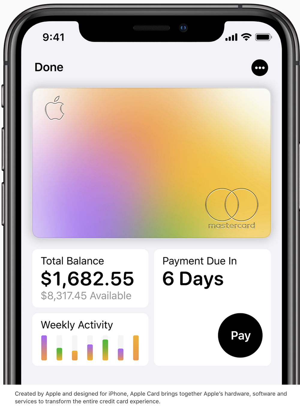 You may soon be able to finance an iPhone with no interest payments via the Apple Card