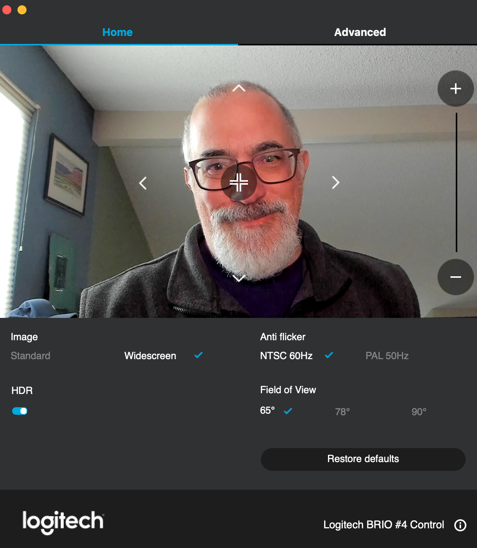 Logitech Brio Ultra Hd Pro Webcam A Visual Companion For The 16 Inch Macbook Pro Apple World Today