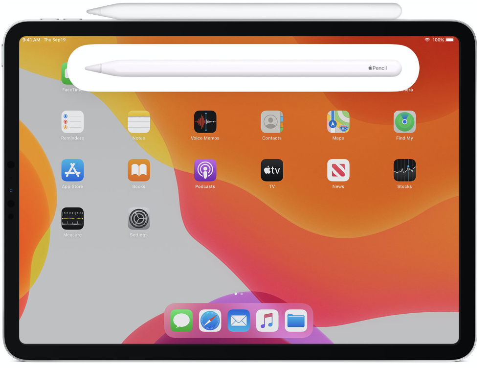 How to pair an Apple Pencil 2 to an iPad Pro