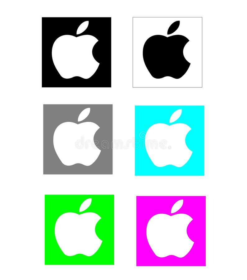 Apple products could have adjustable, decorative features such as logos that change color