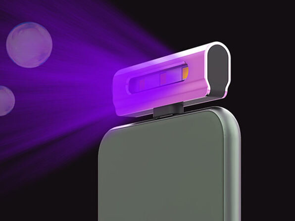 Keep Safe with the Mobisan UV-C Sanitizer Light