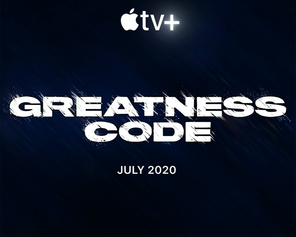 Apple shares trailer for 'Greatness Code' documentary on Apple TV+
