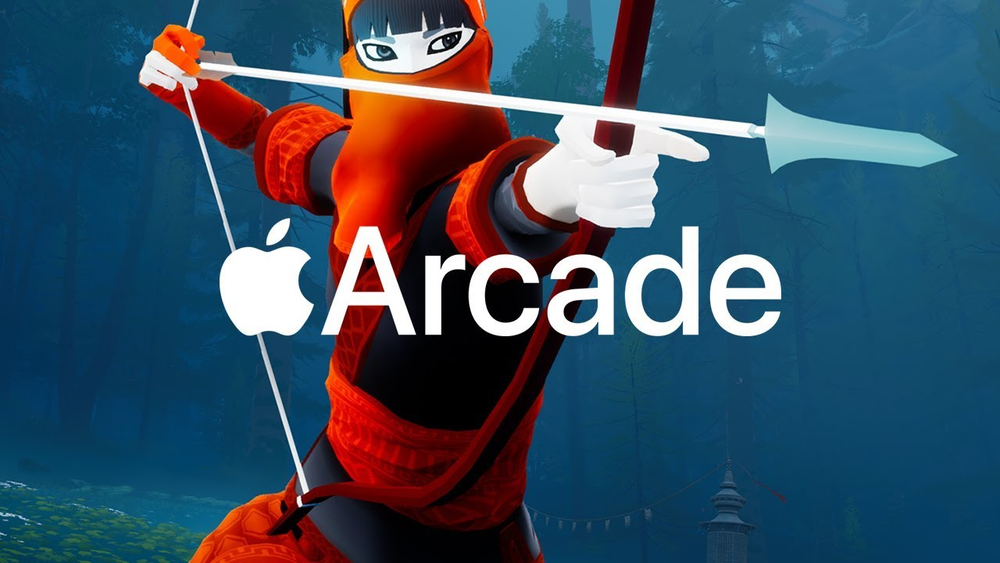 Apple reportedly cancels some Apple Arcade games in strategy shift