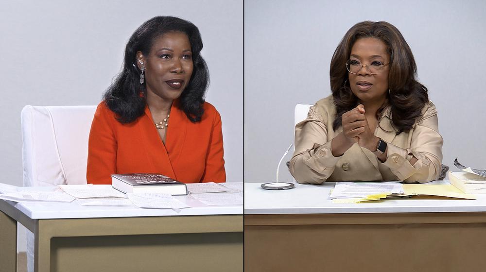 Oprah Winfrey hosts conversations around 'Caste: The Origins of Our Discontents'