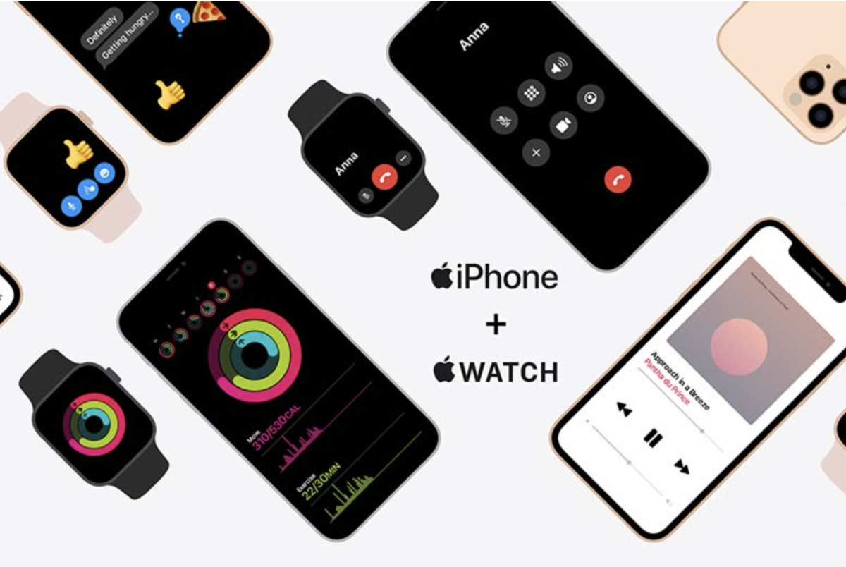 Biogen, Apple team up for virtual research study using iPhone, Apple Watch  — Apple World Today
