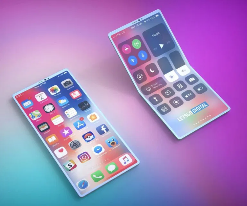 'Foldable cover and display' patent filing hints that Apple is working on a 'foldable' iPhone