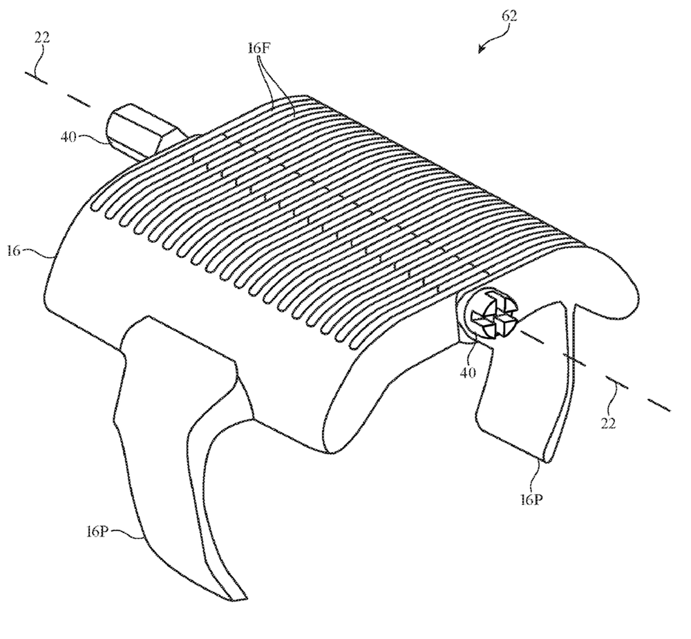 Apple looks into durable hinge for an 'Apple Ring,' other devices