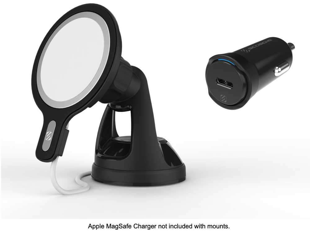SCOSCHE introduces MagSafe Wireless Charger-compatible MagicMounts