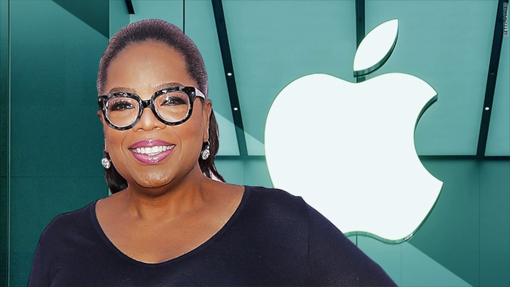 Two-part documentary on Oprah Winfrey coming to Apple TV+