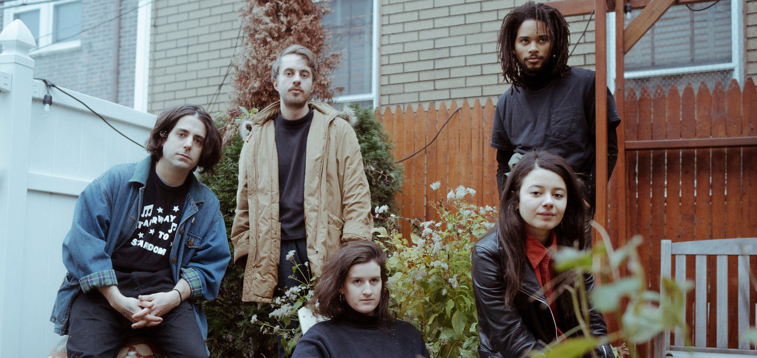 Barrie announce debut LP Happy To Be Here - out May 3rd