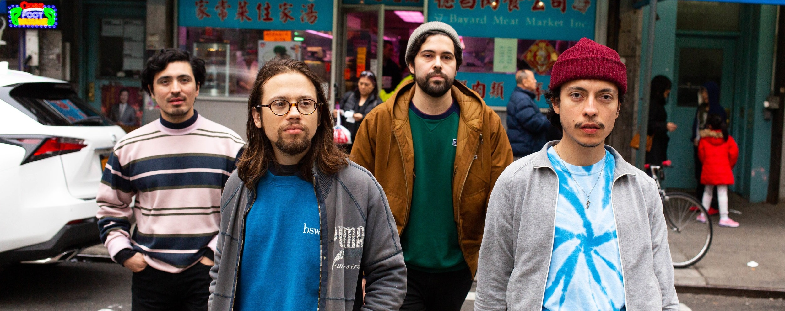 """Divino Niño share new single """"Melty Caramelo"""" via Consequence Of Sound"""