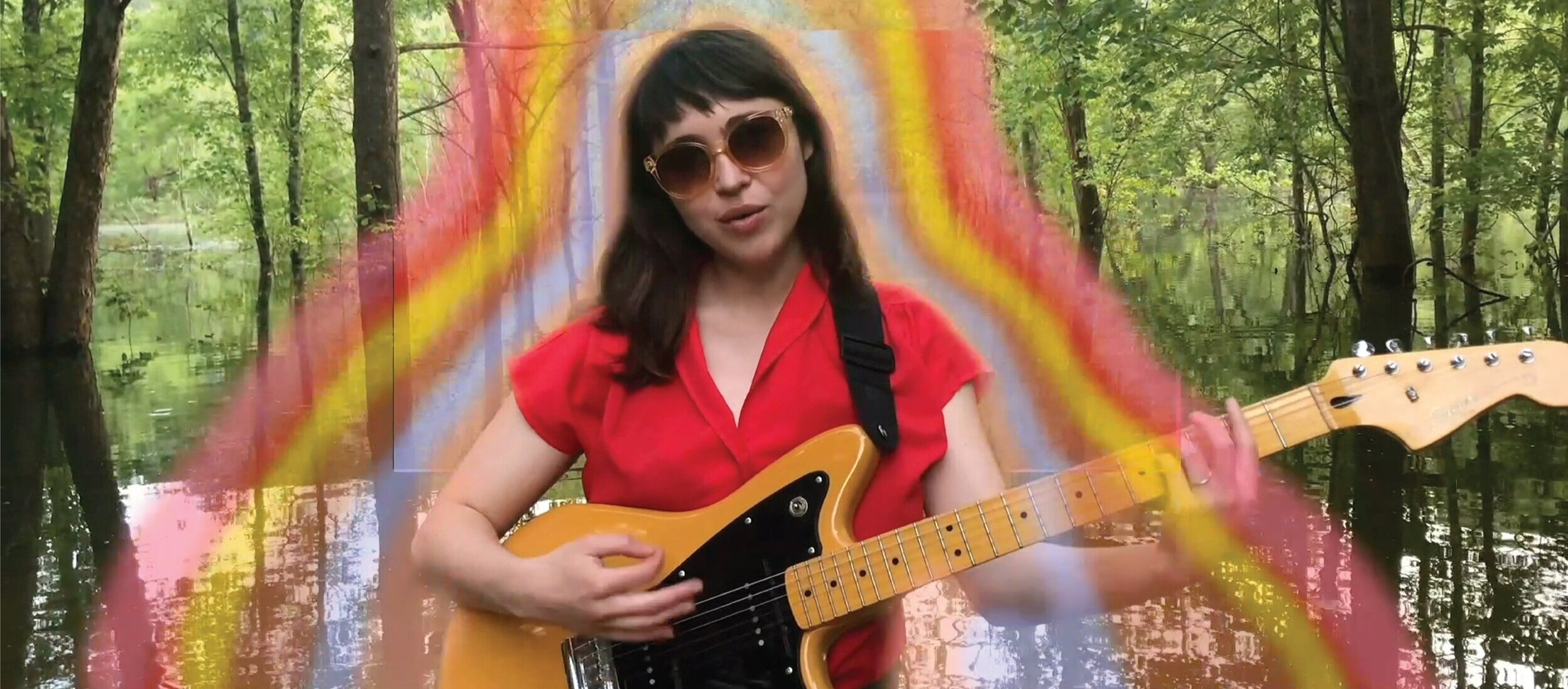 """Amy O shares new video and single """"Crushed"""""""