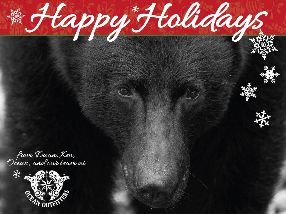 Happy Holidays from the Ocean Outfitters Team