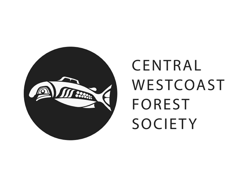 The Central West Coast Forest Society Logo
