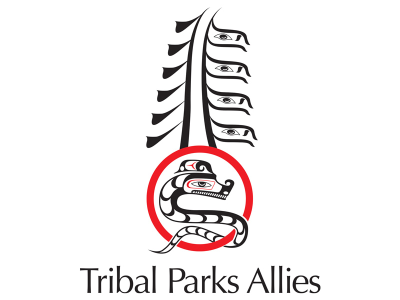 Tribal Parks Allies Logo