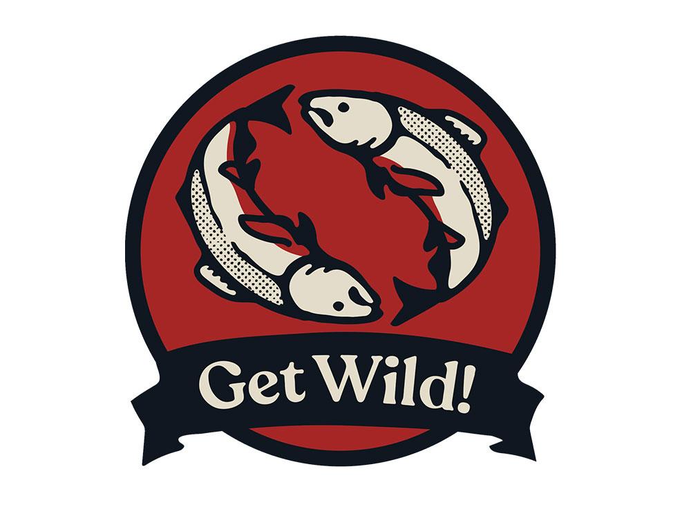 GET WILD Logo