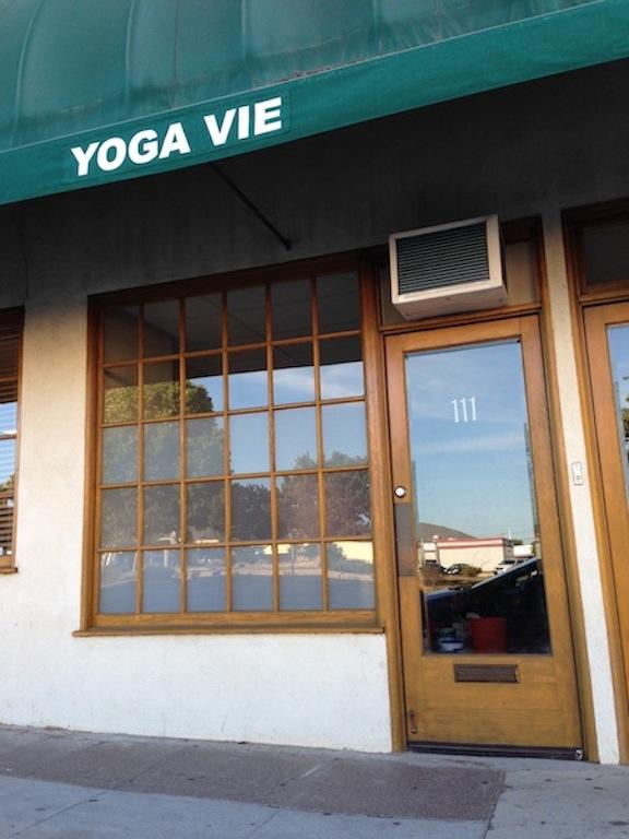 Yoga Vie Downtown