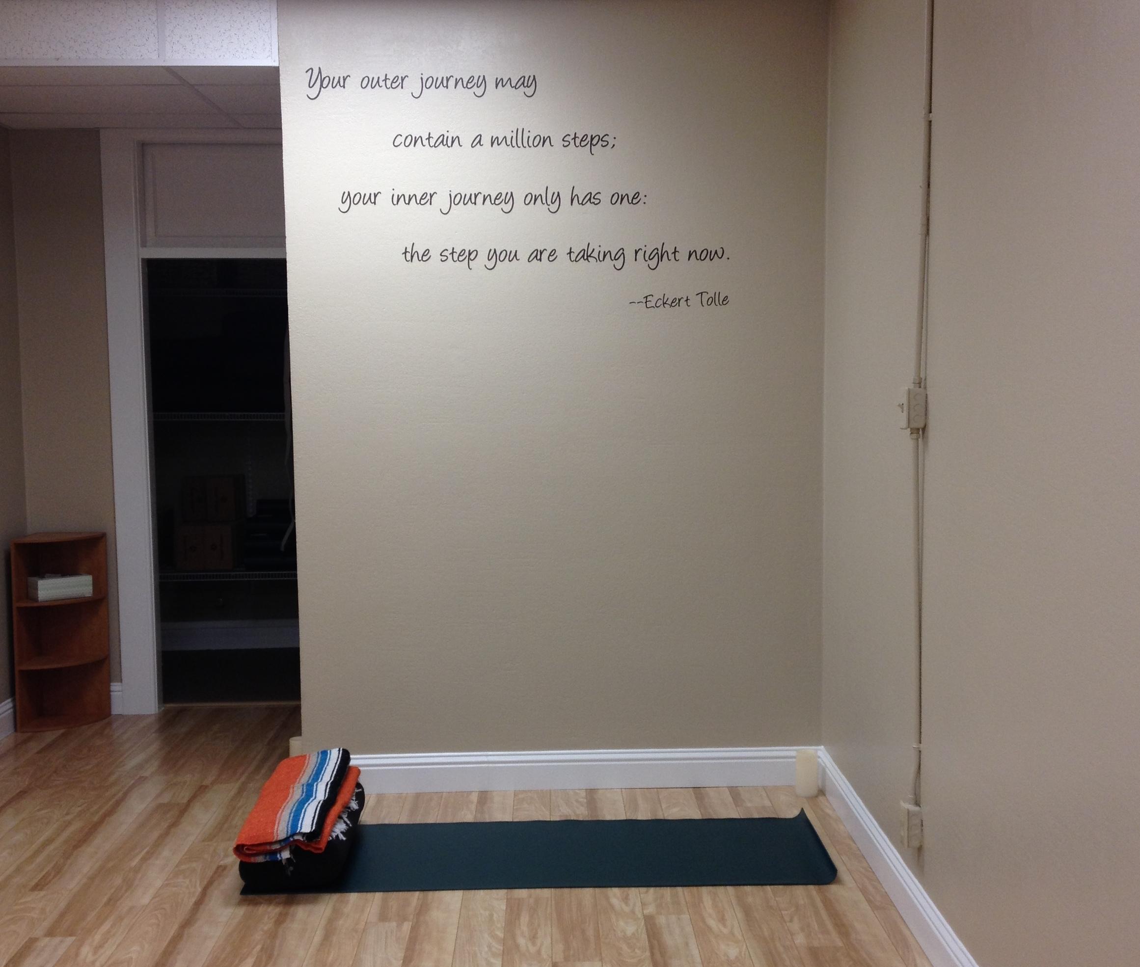 Yoga Vie Beginnings