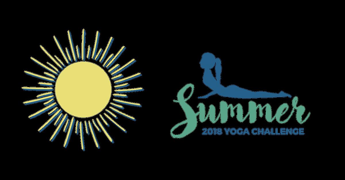 Yoga Vie Summer Challenge