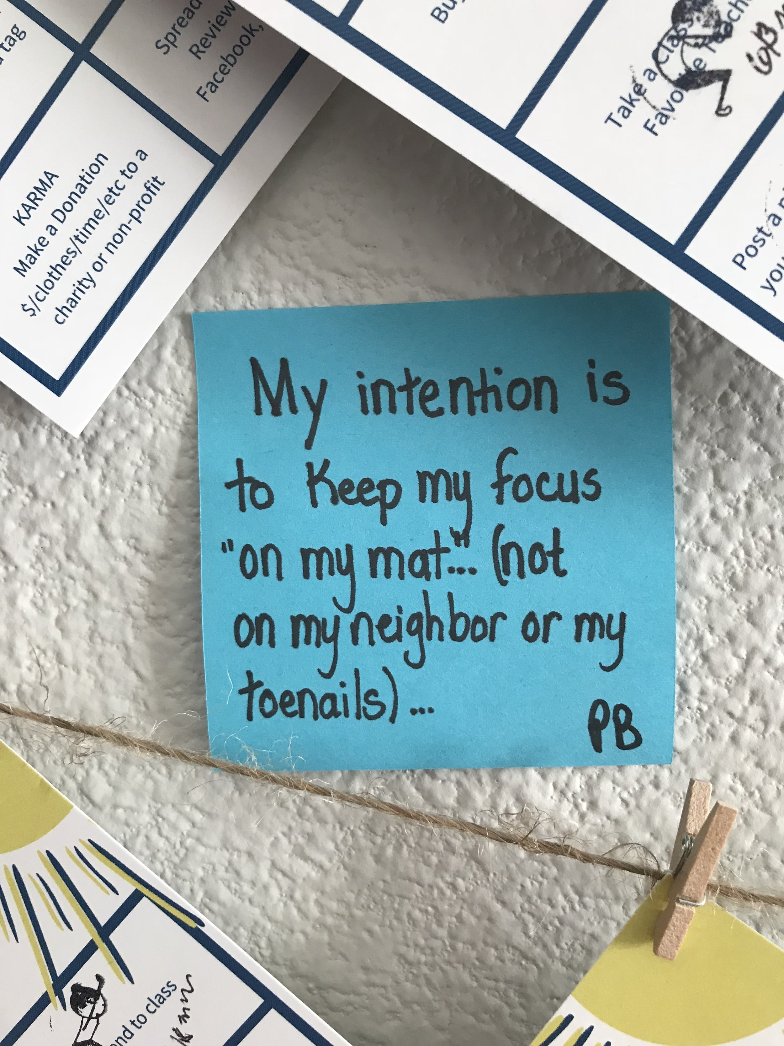 #awesome Summer Challenge intention!!