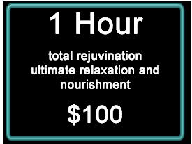 Massage Ecstasy Shirodhara session 1 hour