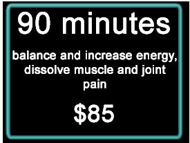 Massage Ecstasy Thai massage session 90 minutes
