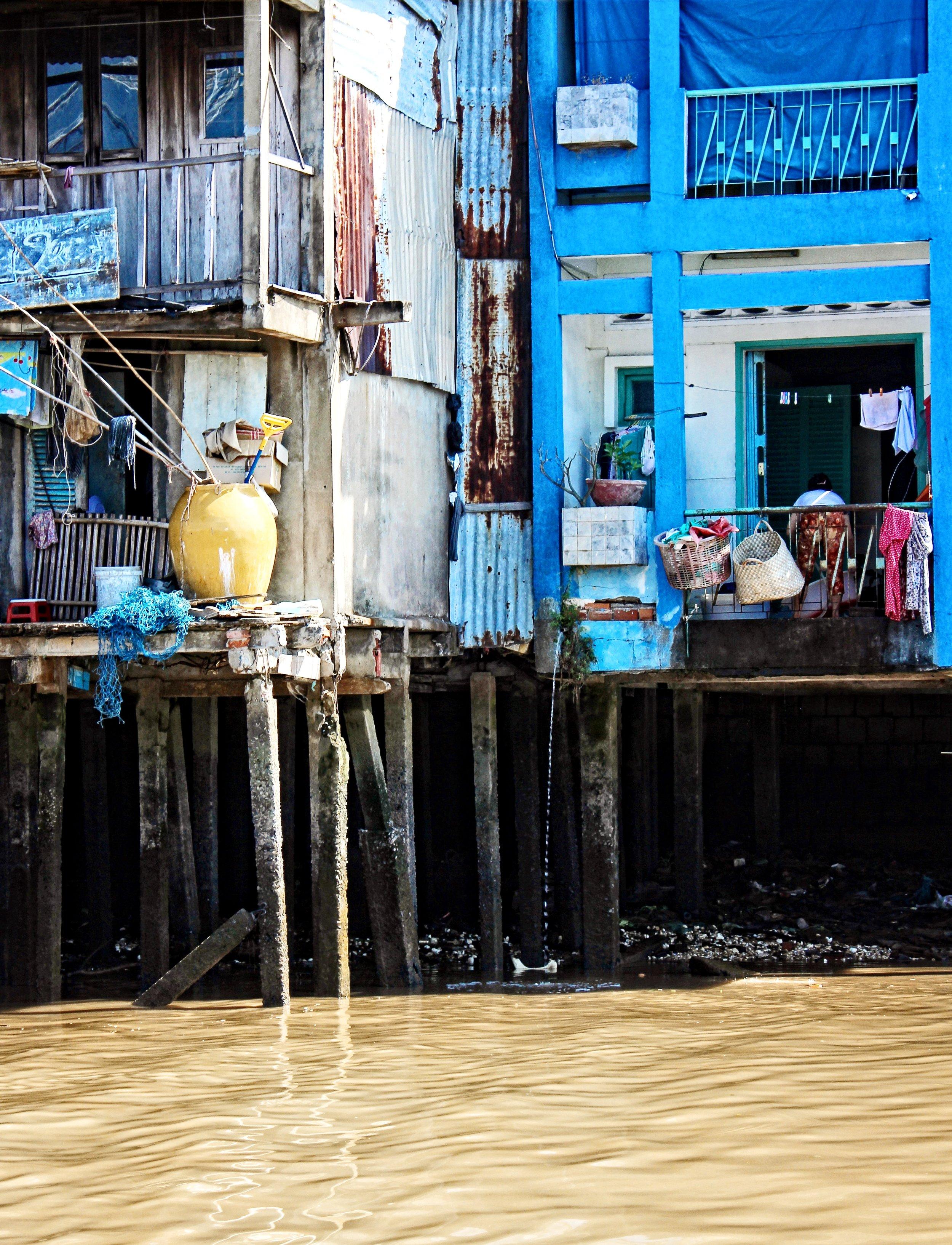Life along the Mekong Delta