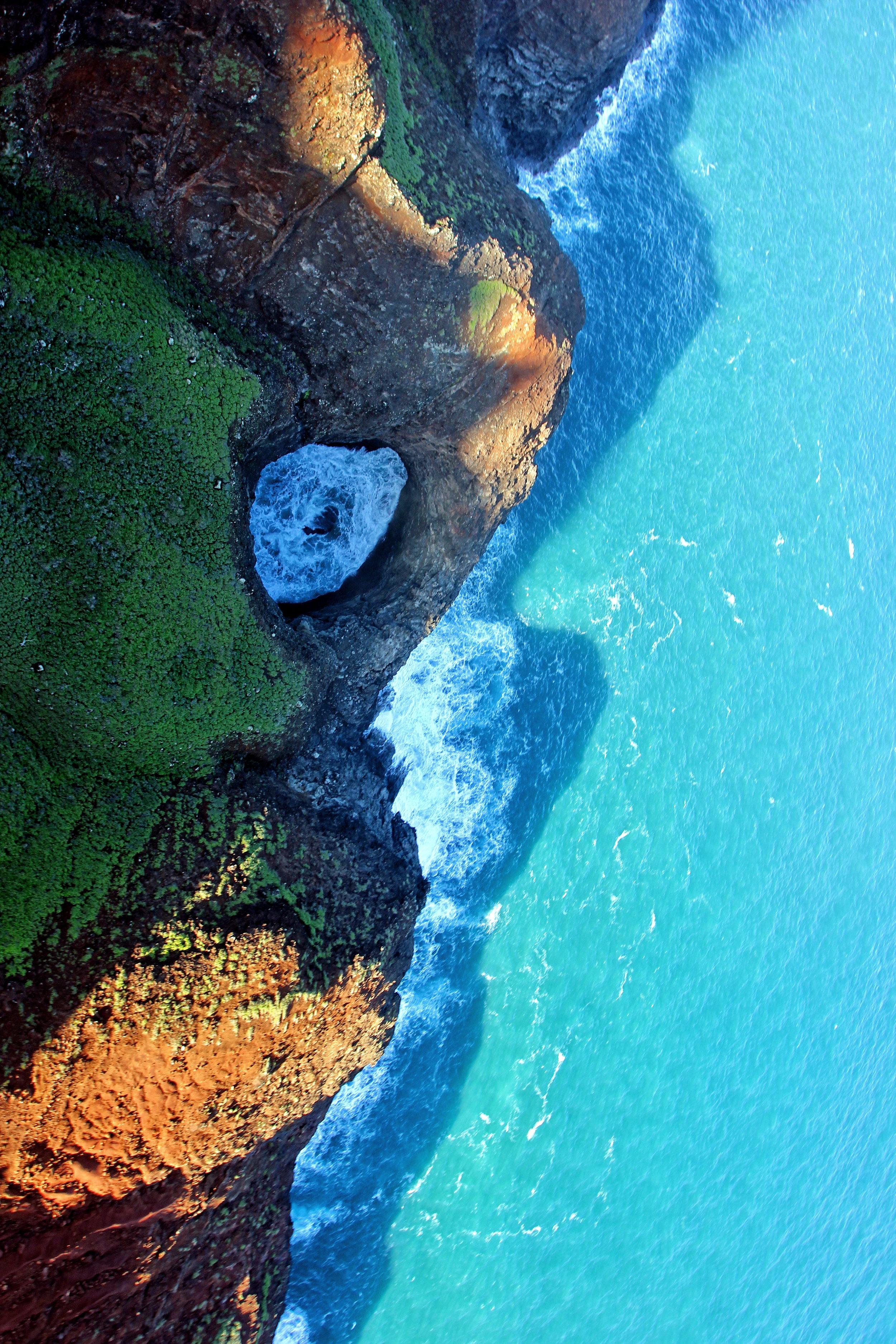 Na Pali Coast Sea Cave