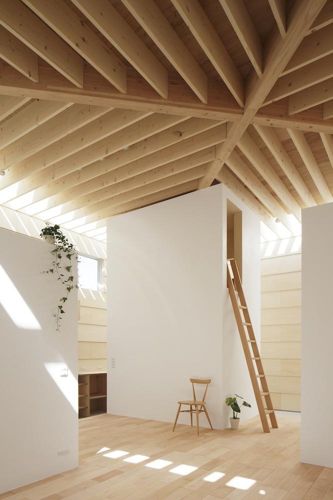 Light Walls House  / mA-style Architects / Toyokawa, Japan / 2013