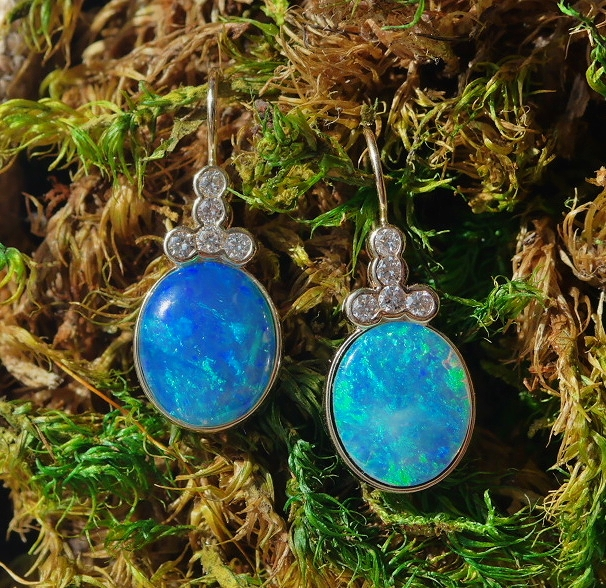 Opals and Diamonds