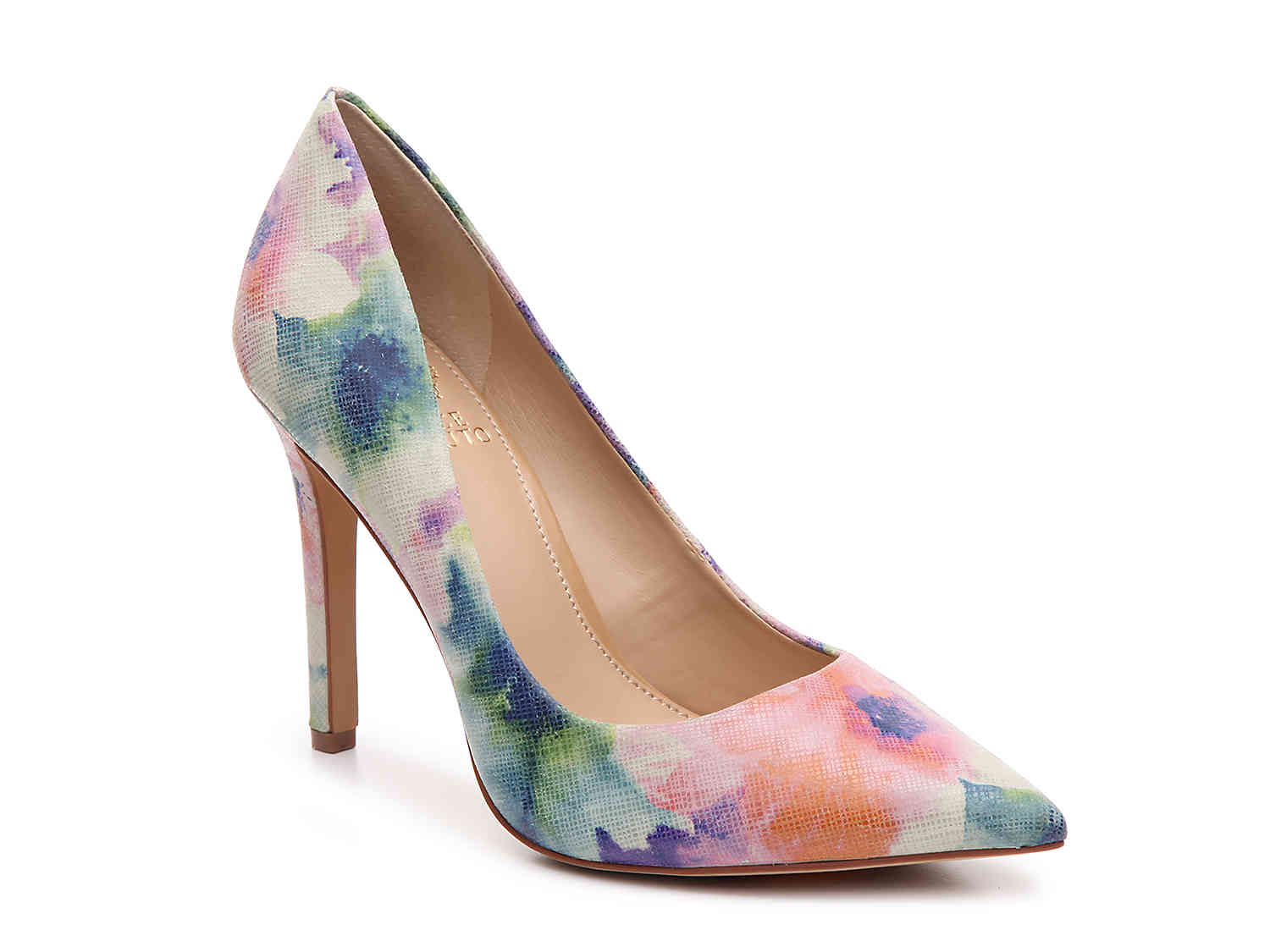 Vince Camuto Callista Geometric Pump. Courtesy of DSW.
