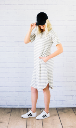 Molli Gray Dress