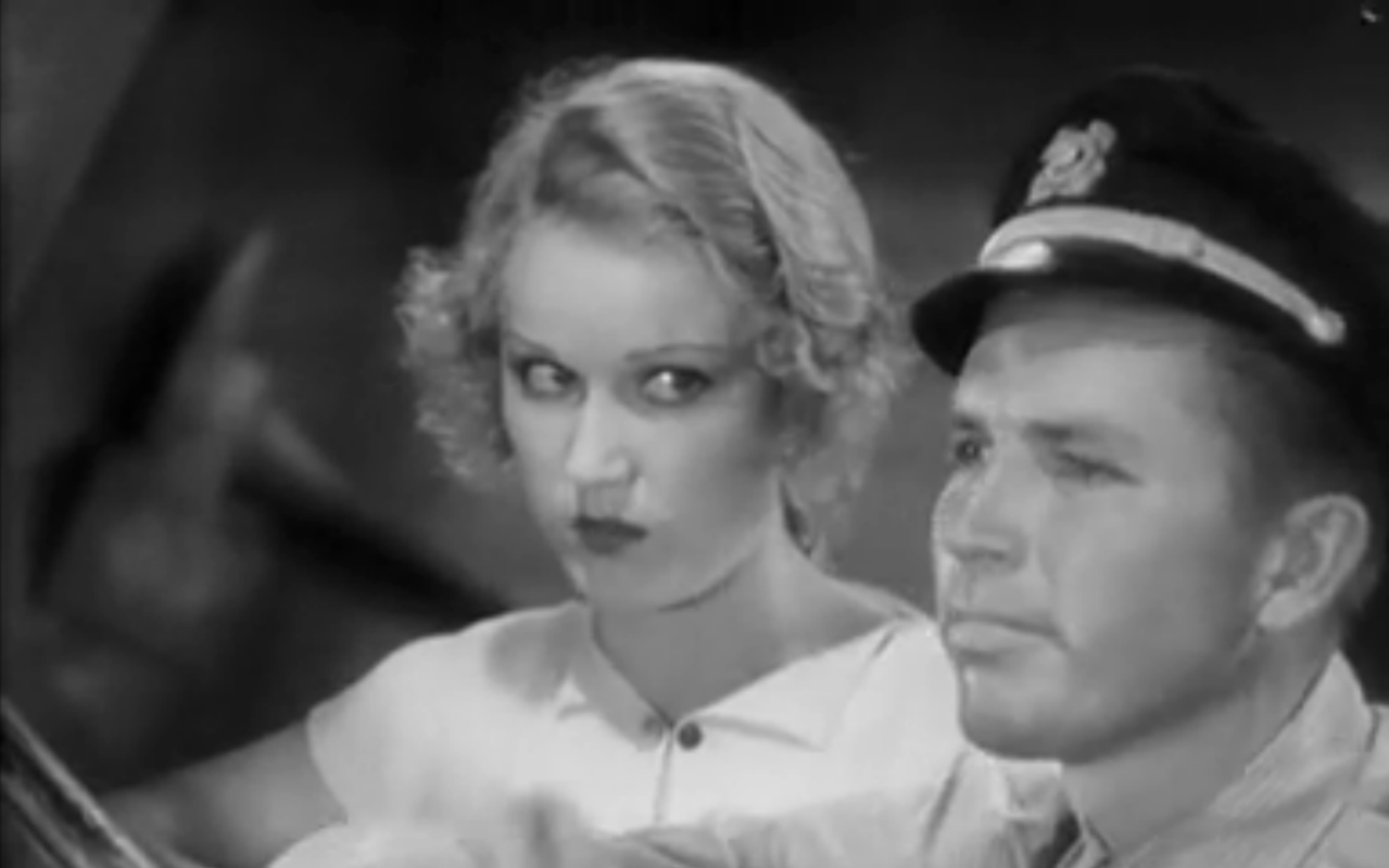 Ann Darrow and Jack Driscoll, Women on Ships 2, King Kong 1933.png