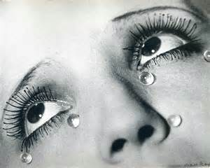 Tears, by Man Ray