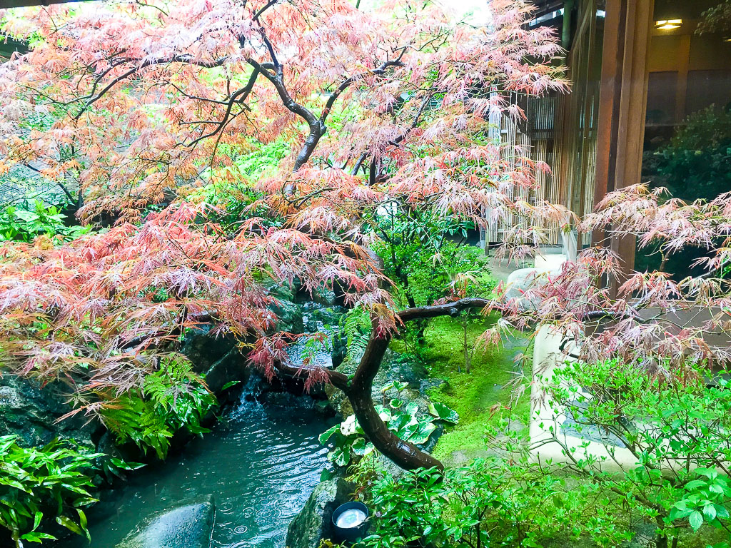 Hyotei's Interior Garden