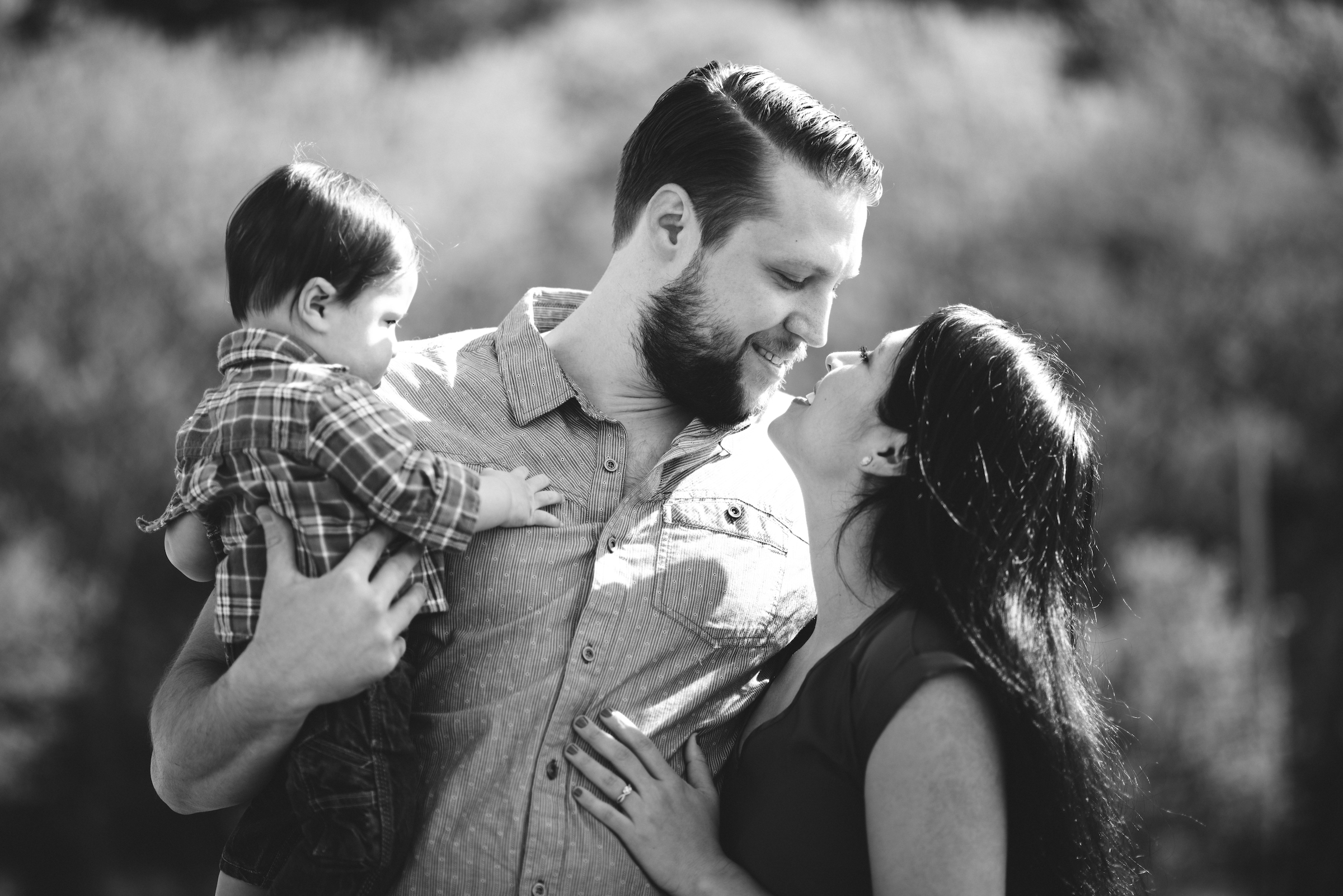 Seattle Family Photographer - Kirkland