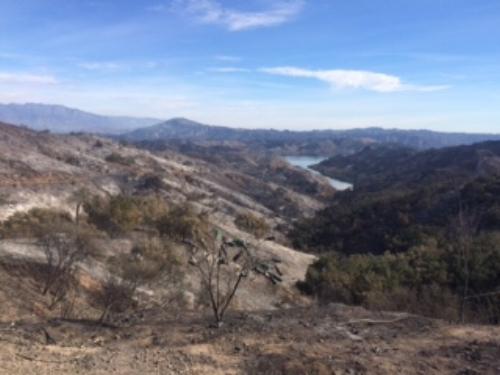 Lake Casitas, Ventura County, December 2017