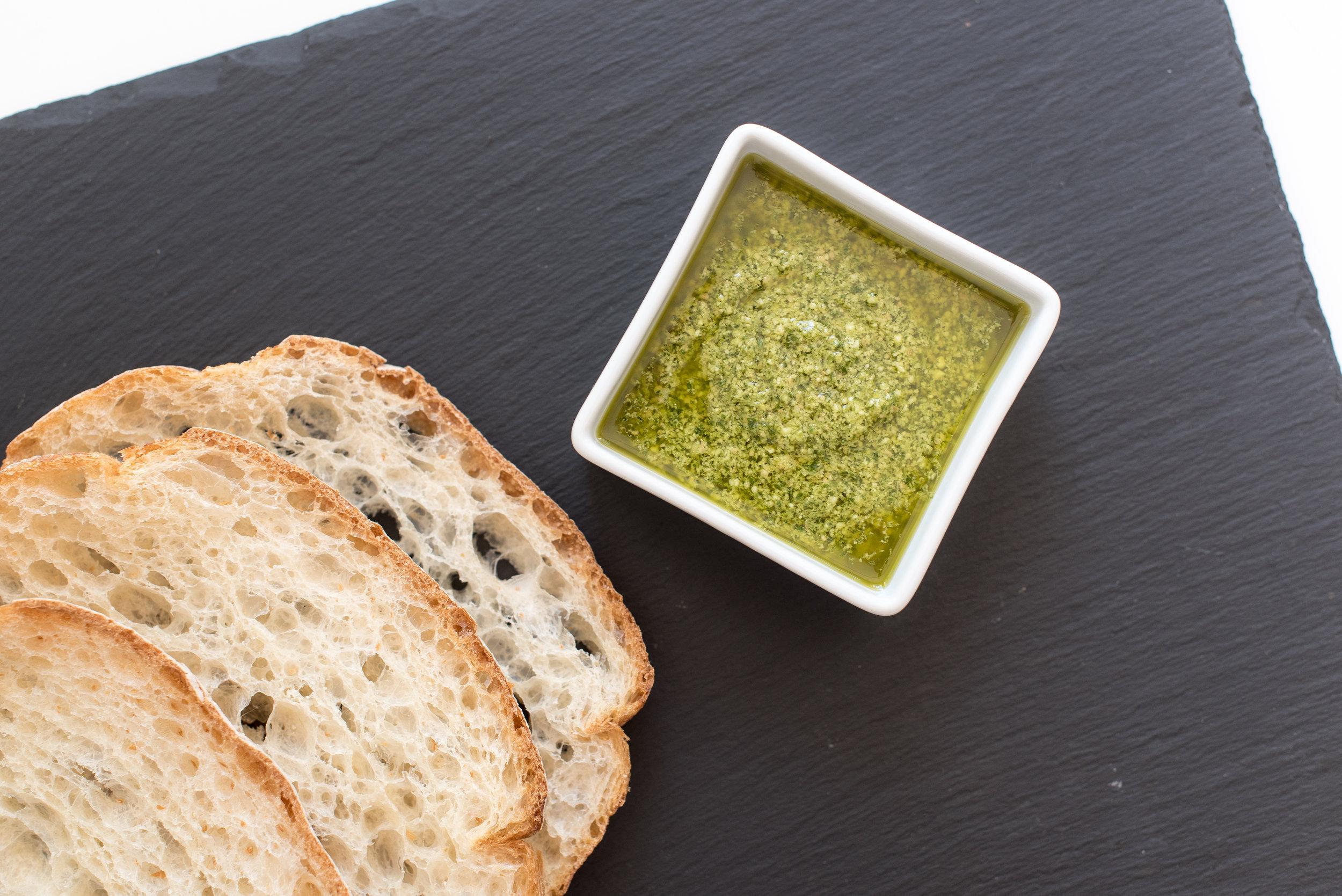 Artisan Micro Arugula Pesto
