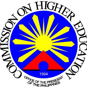 Commission on Higher Education (CHED) Logo.png