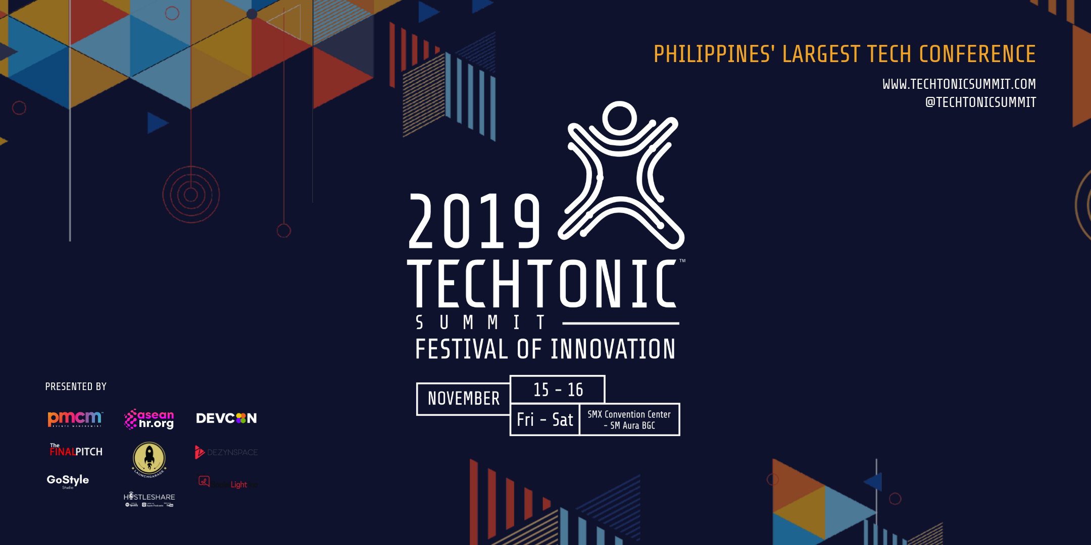 Techtonic Summit 2019 - PhilDev Community Partner