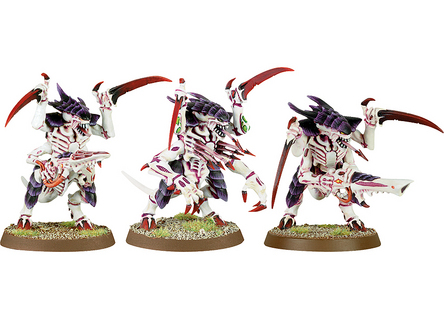 GW Tyranid picture taken from the GW site.