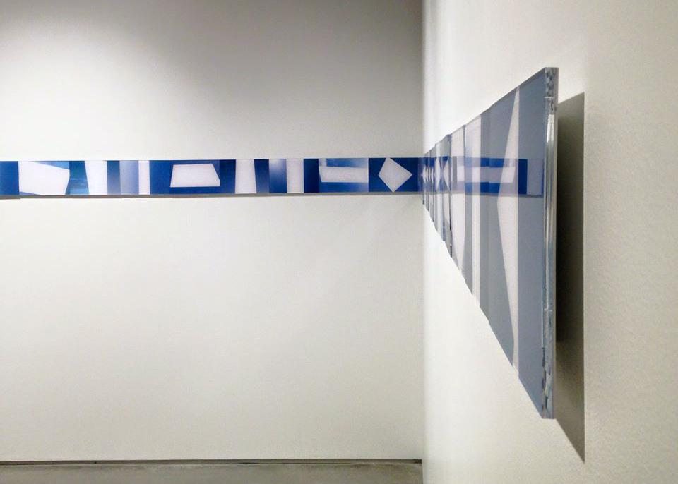 Installation at Zuckerman Museum of Art, Kennesaw, GA