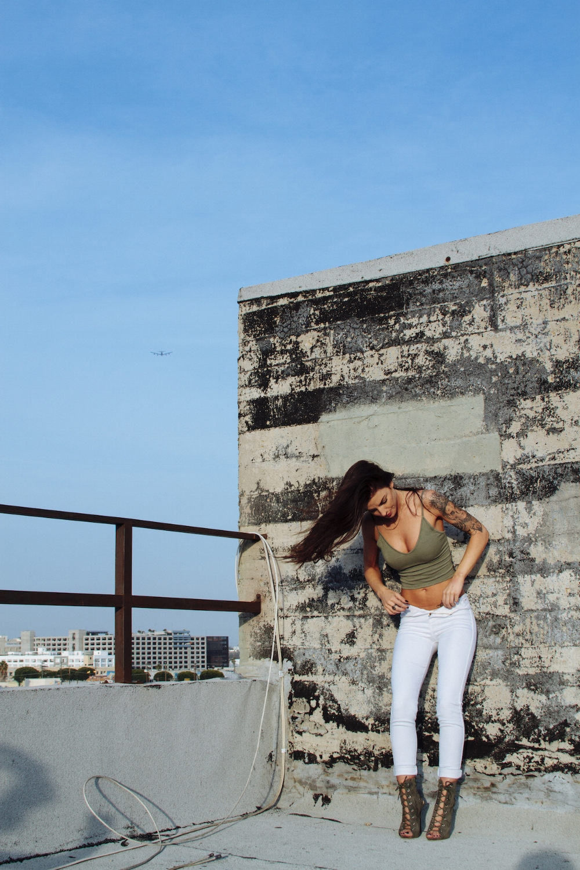 Kylie Rae shot by Genaro.