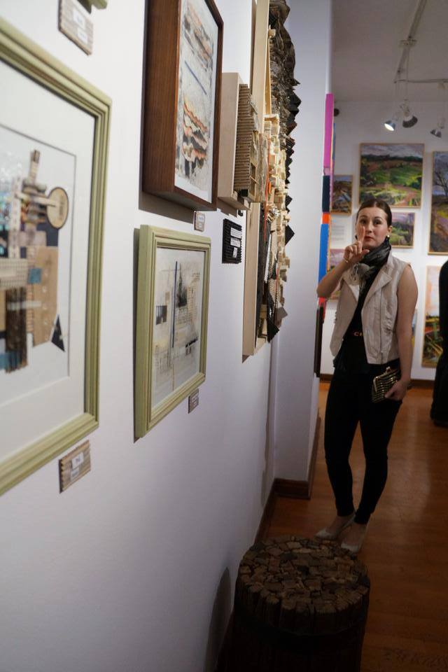 Sena Gonulkirmaz ArtSquare Exhibition