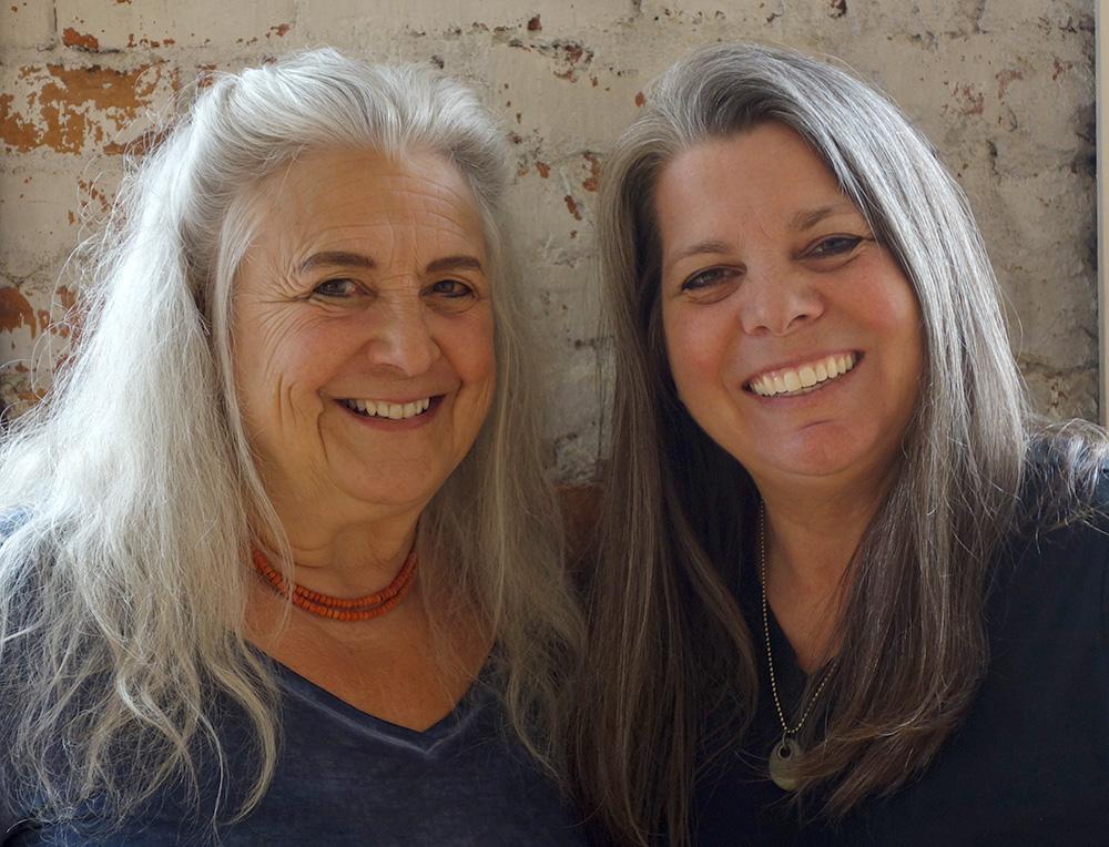 Ilana Smith & Adrienne Robineau