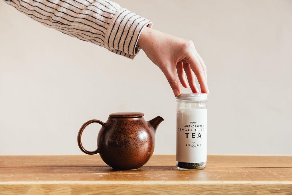 Pebble Tea Pot