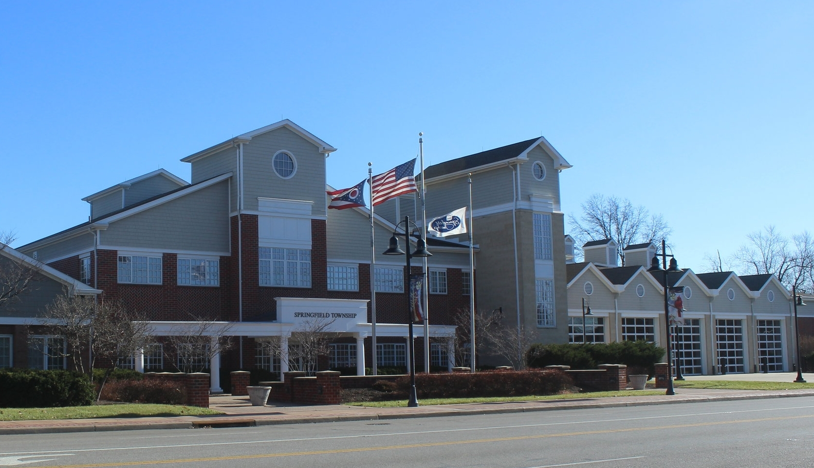 Springfield Township Administration Office