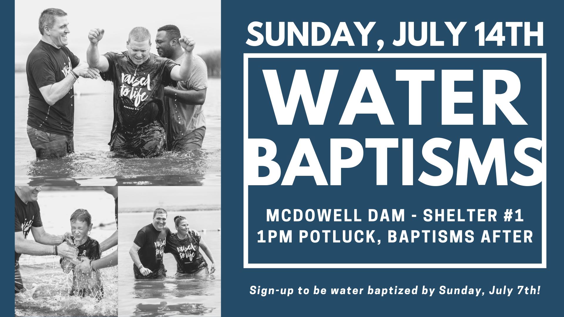 Outdoor Baptisms 2019 at McDowell Dam [7.14.19] slide.png
