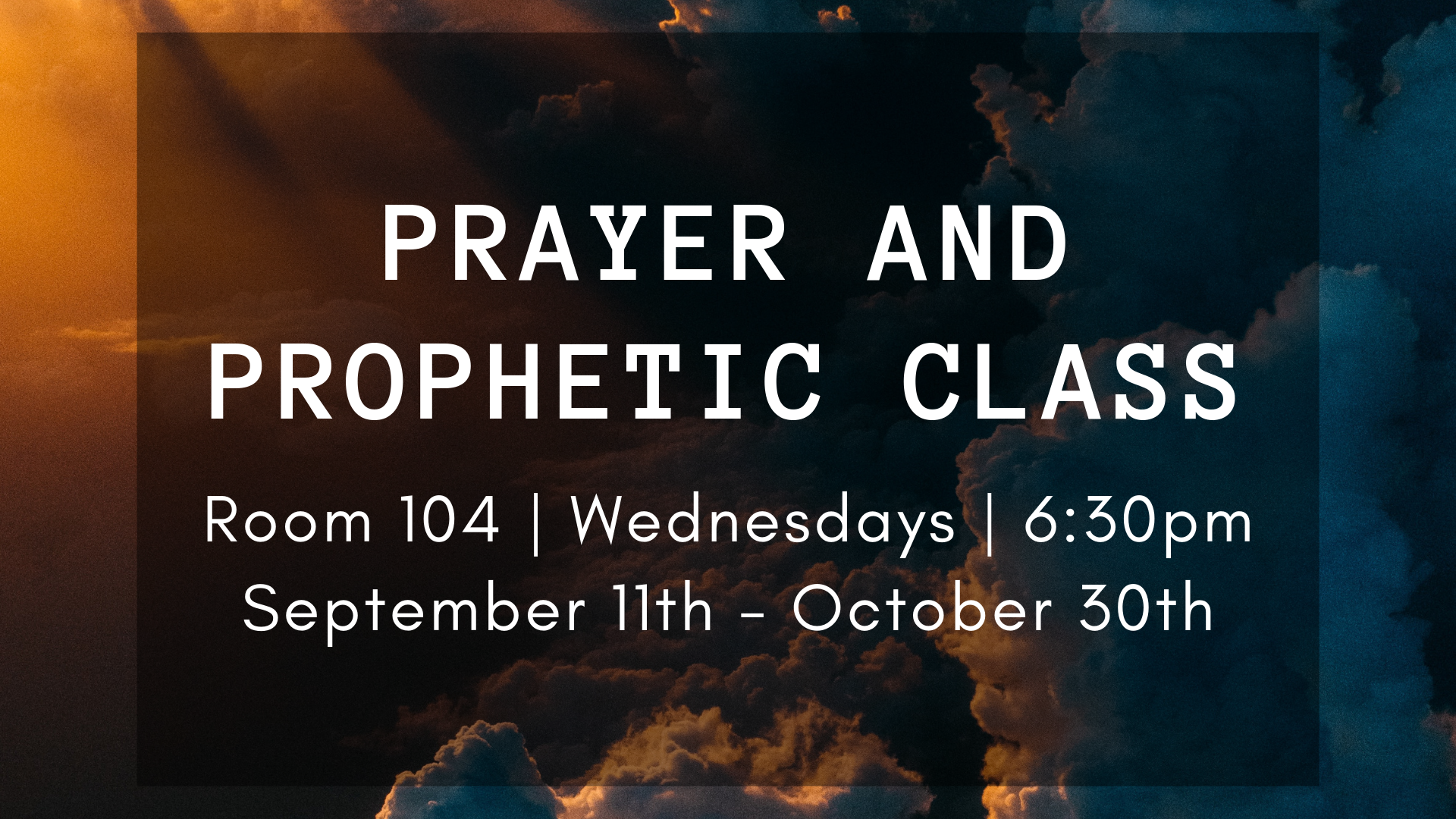 Prayer and Prophetic Class.png