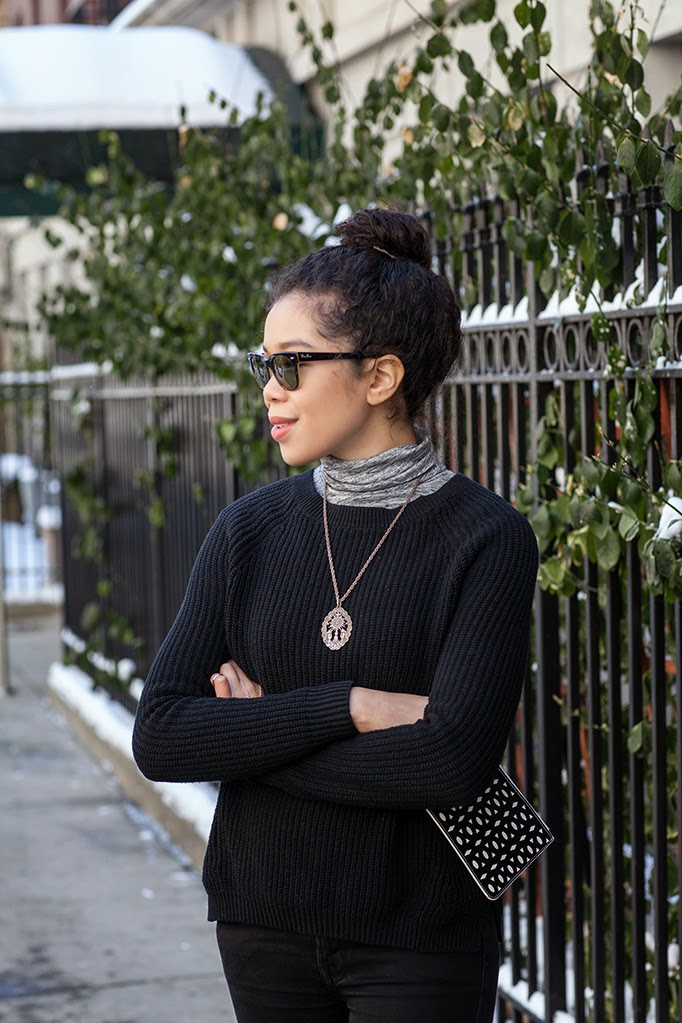 curly_hair_top_knot_cute_black_sweater_outfit.jpg